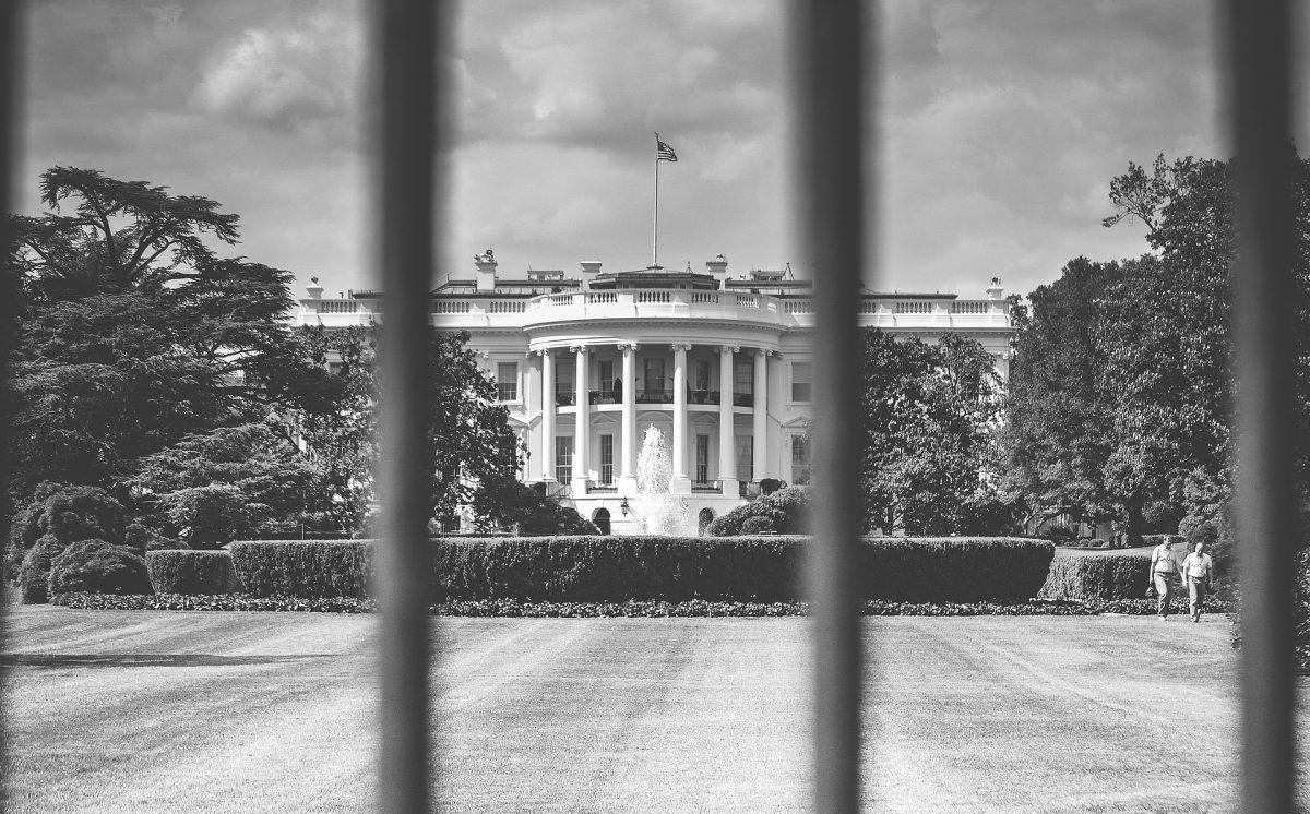 USA Casa Bianca Washington