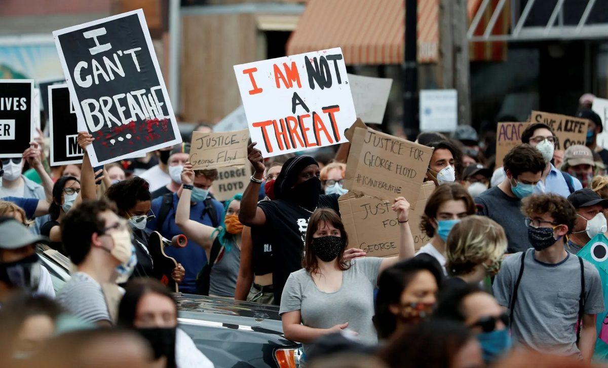 USA proteste Minneapolis rivolta
