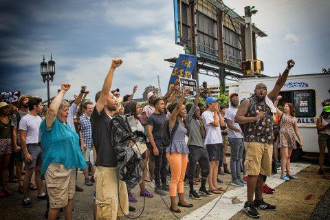 Black Lives Matter razzismo violenza polizia