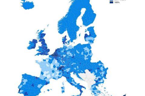 digitalizzazione europa