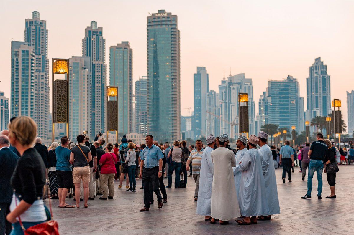 Emirati Arabi Uniti Dubai