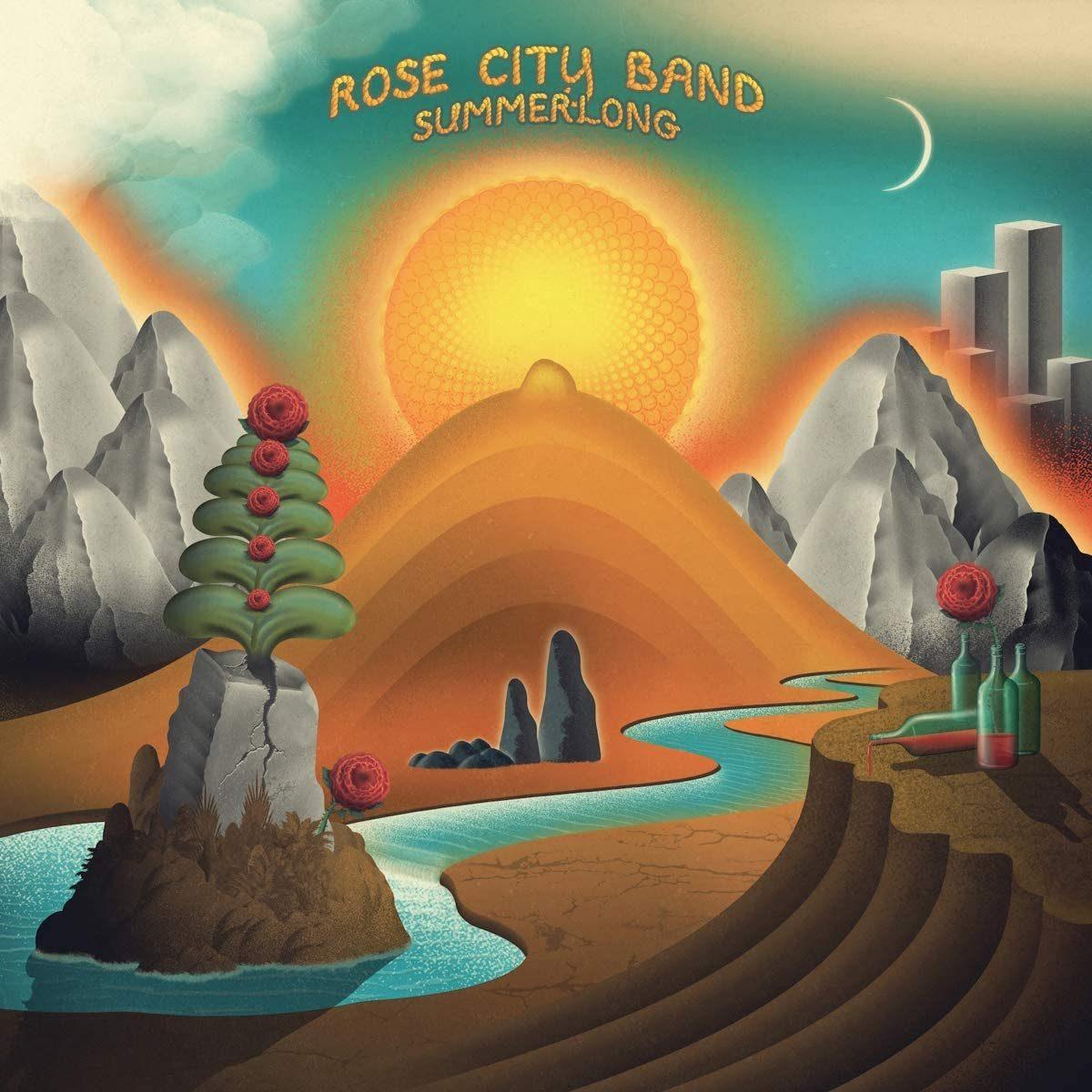 ROSE CITY BAND Summerlong