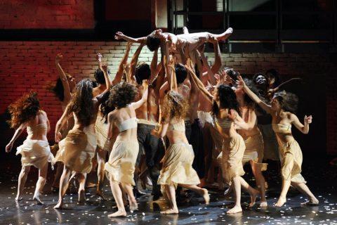 danza le sacre