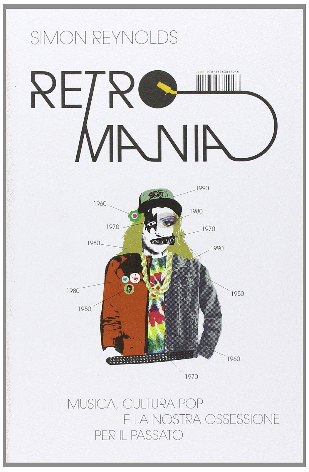 copertina libro retromania