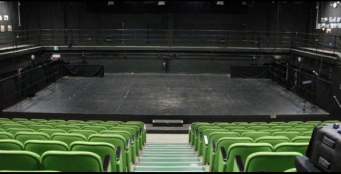sala del Teatro Ringhiera