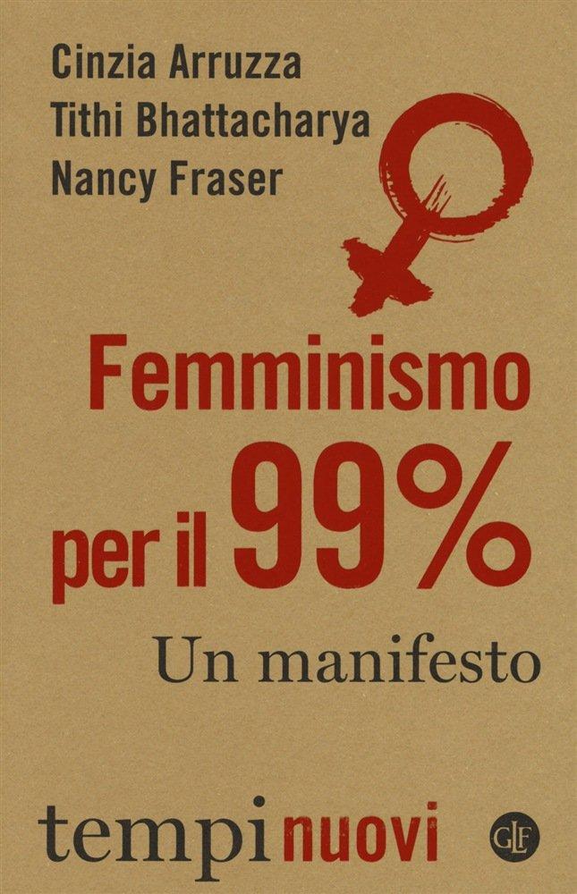 copertina Femminismo per il 99%