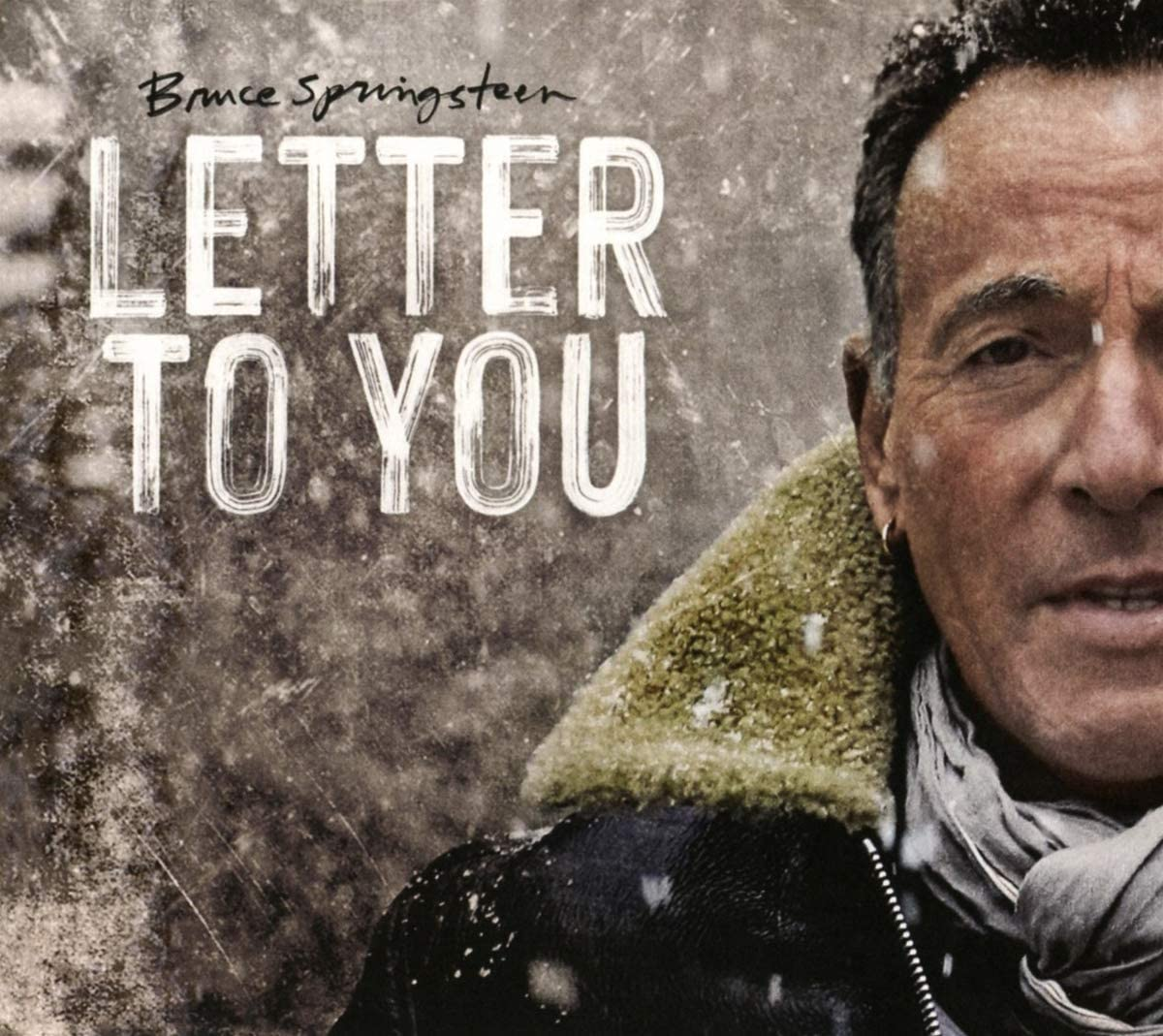 Letter to you copertina