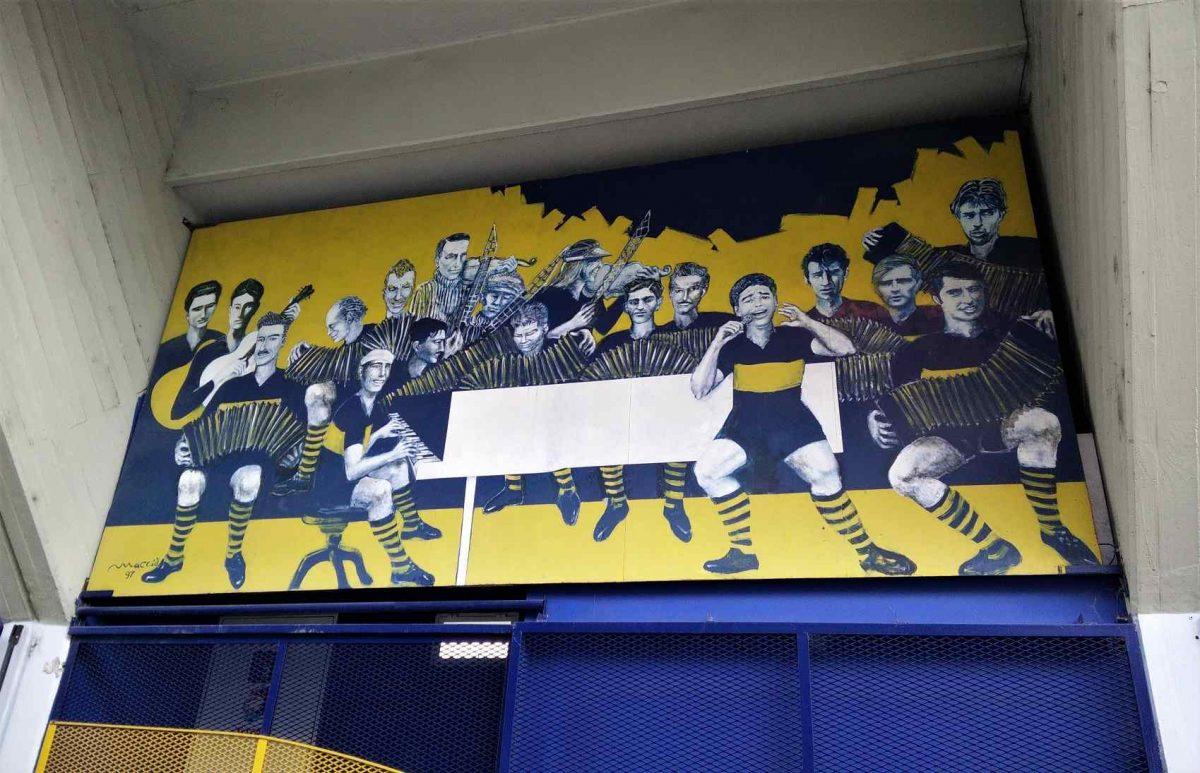 Maradona murales