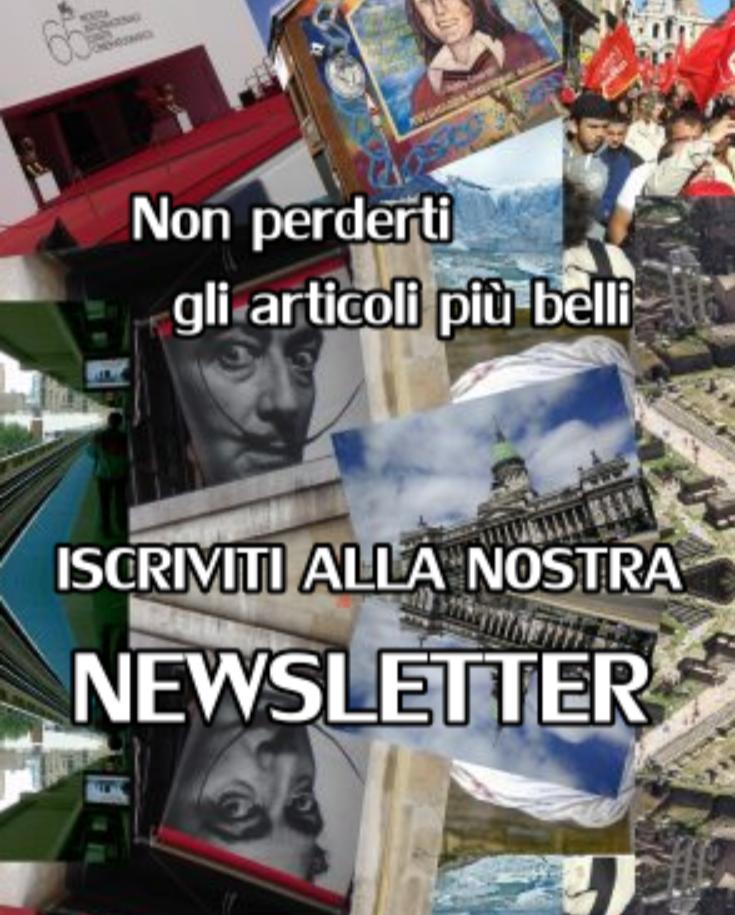 La Newsletter di Mentinfuga