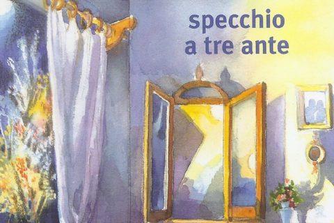 Annella Prisco Specchio a tre ante