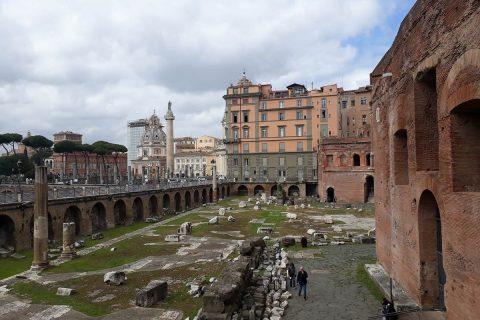 Roma Mercati di Traiano