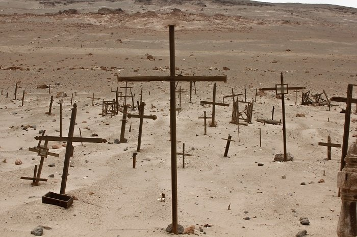 cimitero cile pisegua andrea falcone