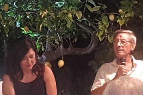 Lucia Tancredi e Antonio Motta