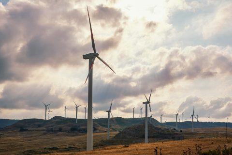 Pale eoliche energie rinnovabili