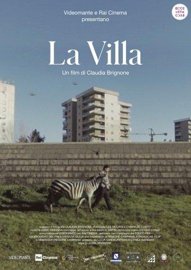La Villa documentario Claudia Brignone