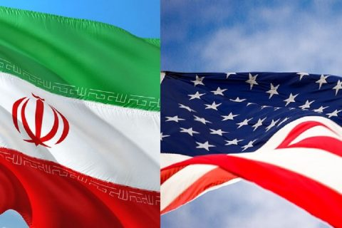 iran usa bandiera