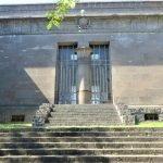 facciata laterale Mausoleo Schilizz