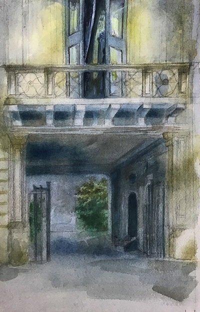Paola Anatrella Il palazzo di Marinella