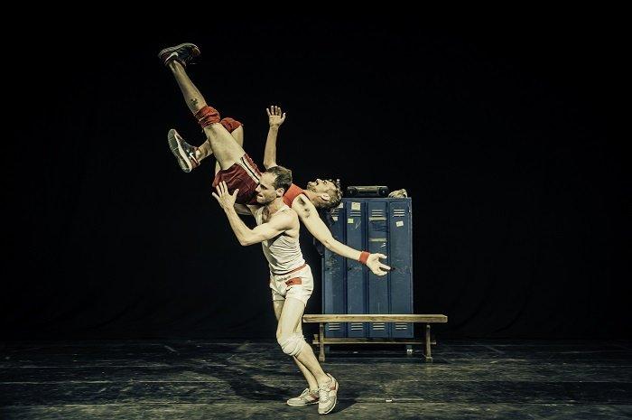 Alfonso Barón e Luciano Rosso in Un poyo rojo