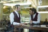 Aris Servetalis e Alexandros Mavropoulos in The Waiter (2018) © Despina Spyroli