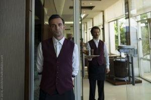 Aris Servetalis e Alexandros Mavropoulos in The Waiter