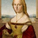 Raffaello Dama con Liocorno