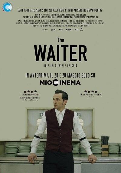 The Waiter di Steve Krikis