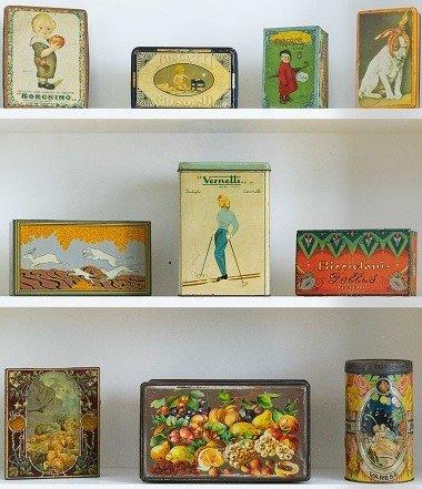 scatole dolci