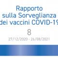 Rapporto AIFA. I dati sui vaccini e suoi effetti