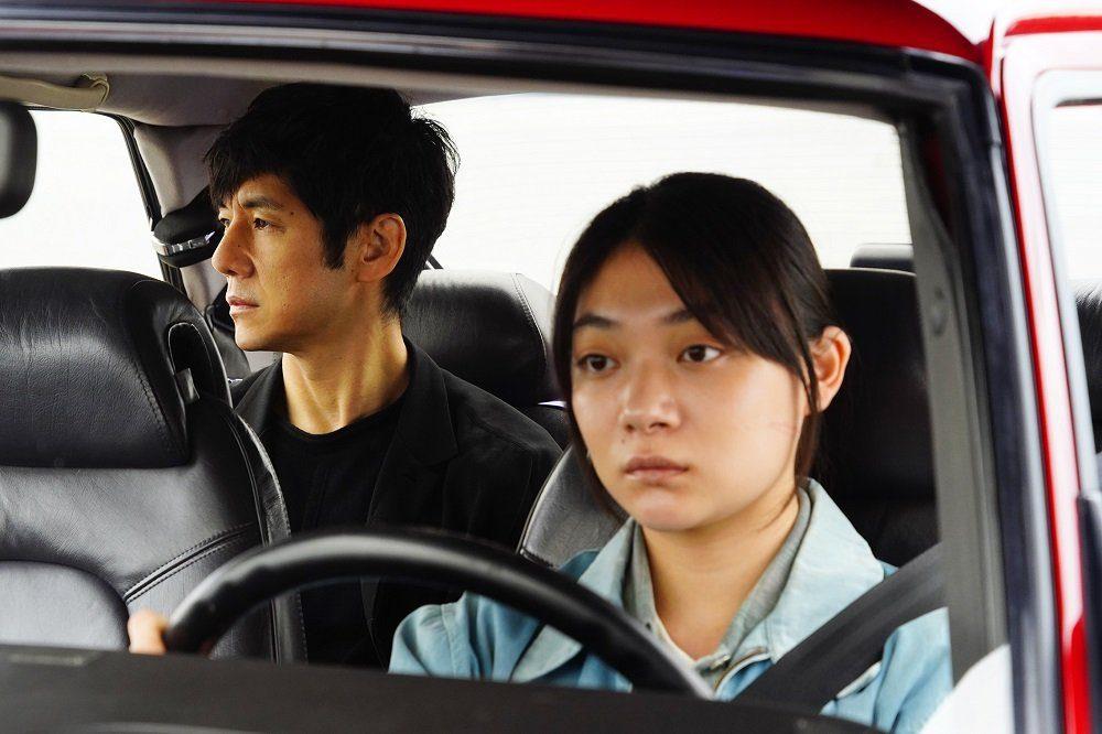 Hidetoshi Nishijima e Toko Miura in Drive my Car