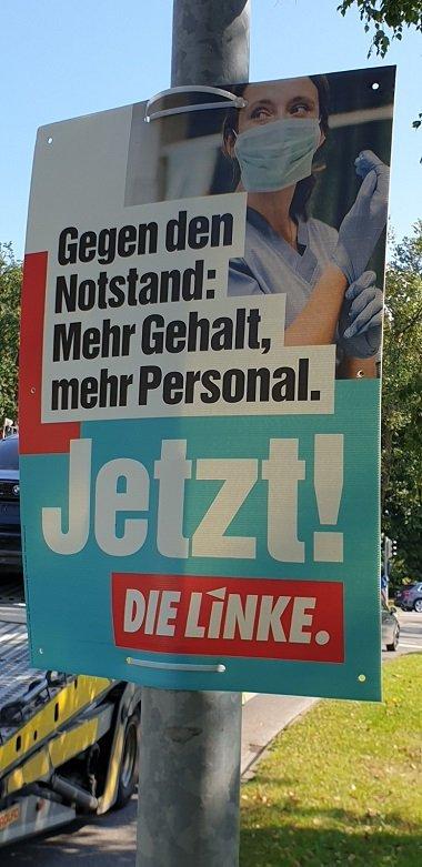 germania manifesto linke