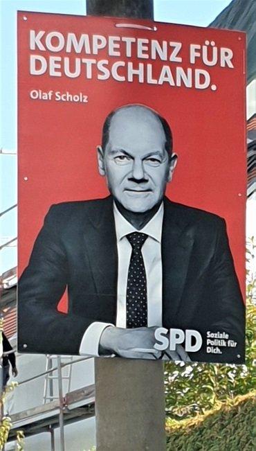 Germania elezioni olaf scholz