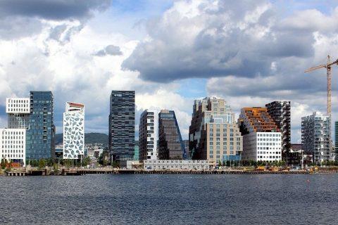 Norvegia Oslo