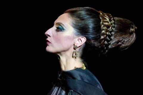 Anna Della Rosa in Cleopàtras