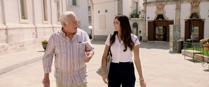 Giorgio Colangeli e Giuliana Simeone in Bentornato papà